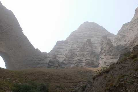 From Kashgar: Private Day Tour to Shipton's Arch