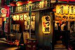 Tokyo: 3-Hour Food Tour of Shinbashi at Night