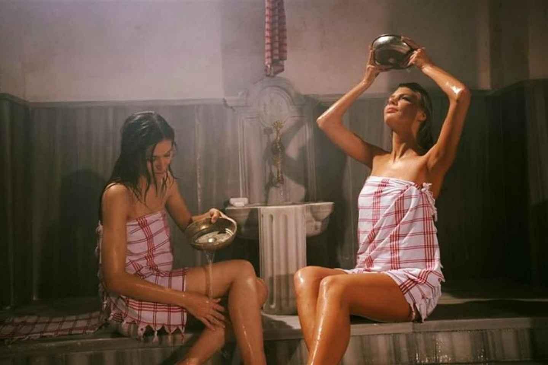 Belek: Traditionelles türkisches Bad mit Massage