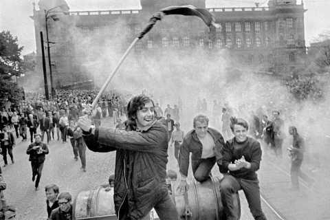 Prague: World War II and Communist History Tour