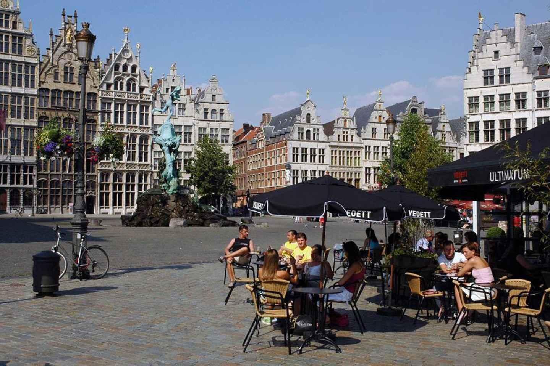 Ab Brüssel: Tagestour nach Antwerpen