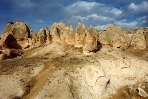 Cappadocia Hiking & Underground City Tour