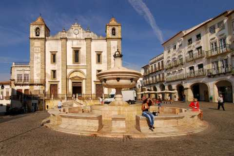 From Lisbon: Evora Private Day Trip with Wine Tasting