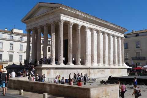 Da Marsiglia: escursione a terra delle città romane della Provenza