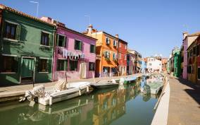 Boat Trip: Glimpse of Murano, Torcello & Burano Islands