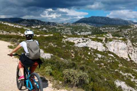 From Marseille: Calanques National Park E-Mountain Bike Tour