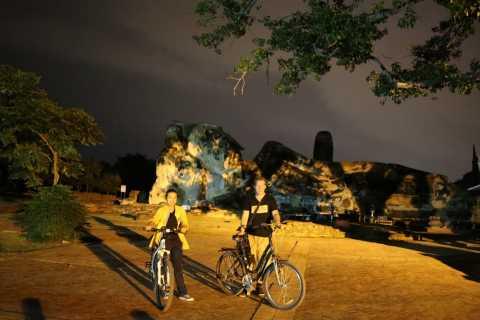 Ayutthaya: 3-Hour Sunset Ride Bike Excursion