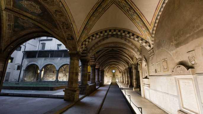Florencia: ticket para Santa Maria Novella y audioguía