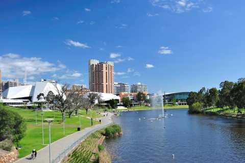 Adelaide självledd ljudtur