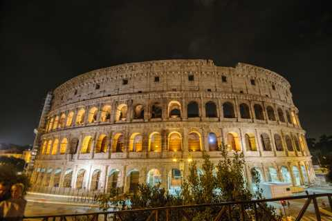 3-Hour Rome by Night Tour with Optional Dinner