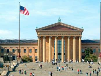 Philadelphia Museum of Art und das Rodin Museum