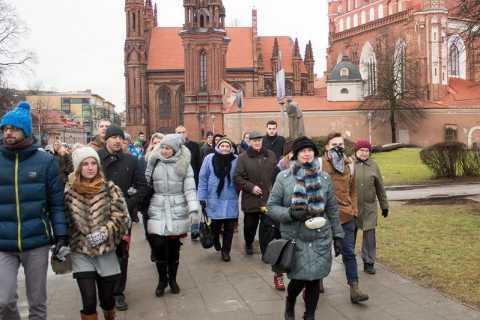 Vilnius: The Women of Vilnius 2-Hour Tour