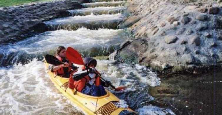 Vilnius: 2-Hour Vilnele River Canoe Trip