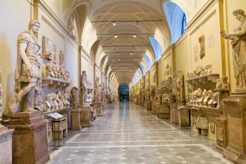 Vatican Museums and Sistine Chapel 3-Hour Night Tour