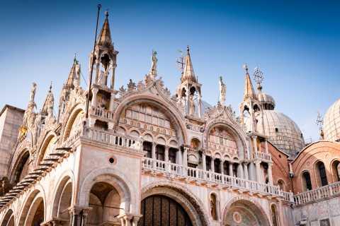 Basilique Saint-Marc: billet coupe-file et visite guidée