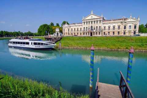 Venice to Padua Full-Day Brenta Riviera Boat Cruise
