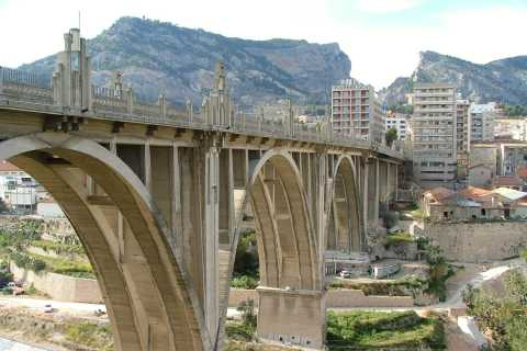 From Benidorm: The Modernist City of Alcoy Private Tour