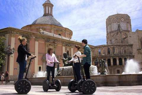 Middeleeuws Valencia: Segwaytour van 1 uur