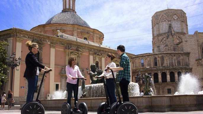 Medieval Valencia 1-Hour Segway Tour