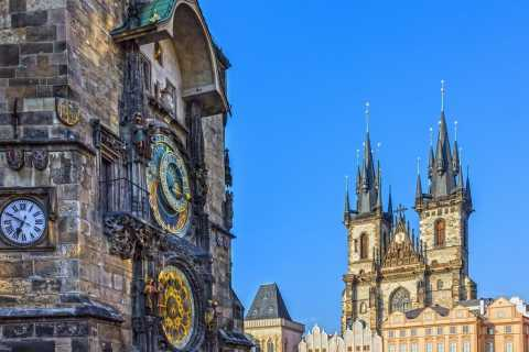 Prague Highlights 3-Hour Bus and Walking Tour