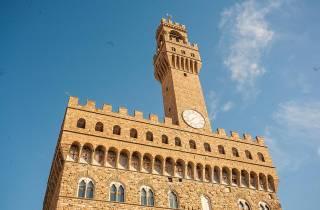 Palazzo Vecchio: 90-minütige Führung am Morgen