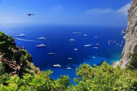 From Naples: Private Capri Boat Excursion