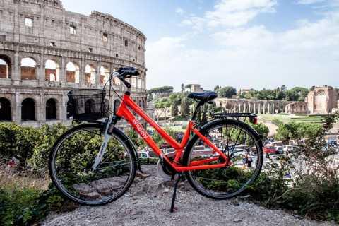 Rome: 2-Day Trekking Bike Rental