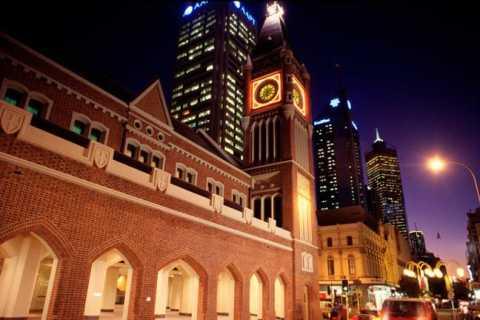 Perth Selbstgeführte Audiotour
