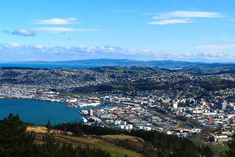 Dunedin autoguiado Audio Tour