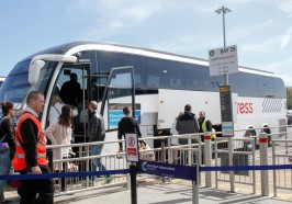 What to do in London - Stansted Airport to Central London Bus Transfer