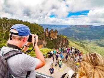 Blue Mountains: All-Inclusive-Gruppentour im Luxusfahrzeug