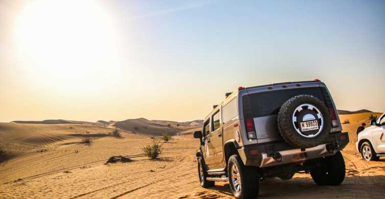 De Dubai: Deserto, Churrasco, Quadriciclo, Naguilé e Bebidas