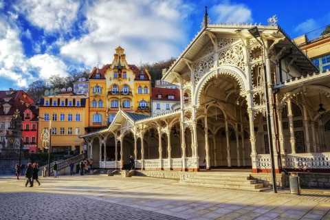 Karlovy Vary Full-Day Tour with Lunch from Prague