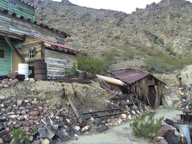 Eldorado Canyon & Techatticup Mine Tour