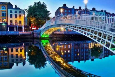 Dublin: Bier-Tour mit spanischsprachigem Guide