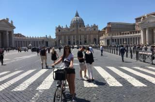 Rom: 24 Stunden E-Bike-Anmietung