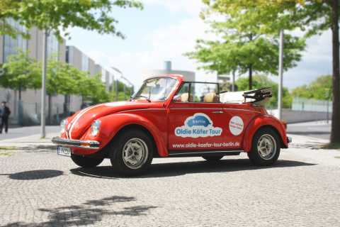 Berlin: 4-stündige Käfer-Cabrio Anmietung