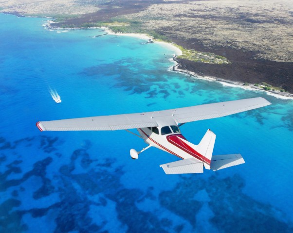 Cancun: Private Scenic Flight at Sunset