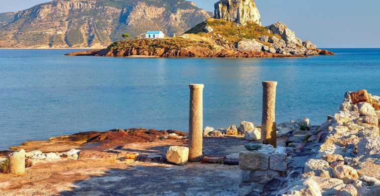 Kos Island Independent Day Trip by Boat from Bodrum