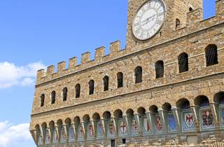 Florenz: Palazzo Vecchio Eintrittsticket & Audioguide