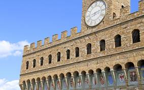 Florence: Palazzo Vecchio Entrance Ticket & Audioguide