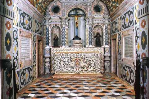 Lisbon: Secret Churches Private Tour