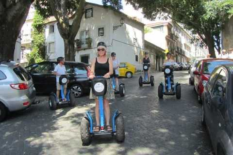 Lisbon: Streets of Alfama Private Segway Tour