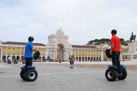 Lisbon: 1 Hour Private Segway Tour of the Castle