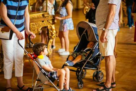 Versailles: 2-Hour Private Tour for Families & Children