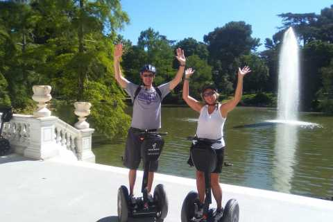 Madrid : visite authentique de 1 h en Segway