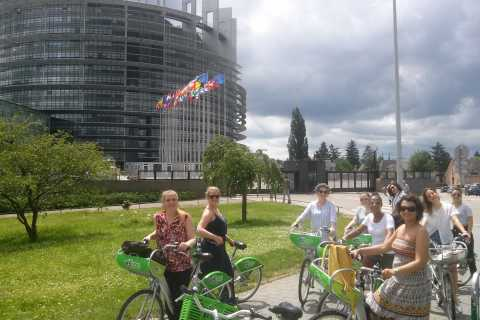 Strasbourg City Center Guided Bike Tour with a Local