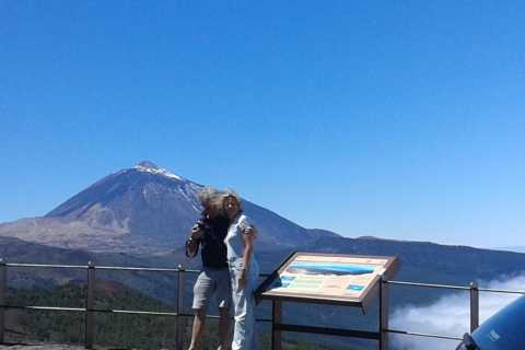 Mount Teide Trek, Winery Tour and Tapas