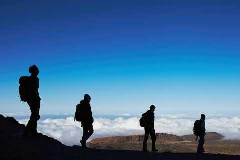 Fjellvandring på Teide med guide