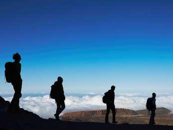 Teide: Geführte Wandertour zum Gipfel